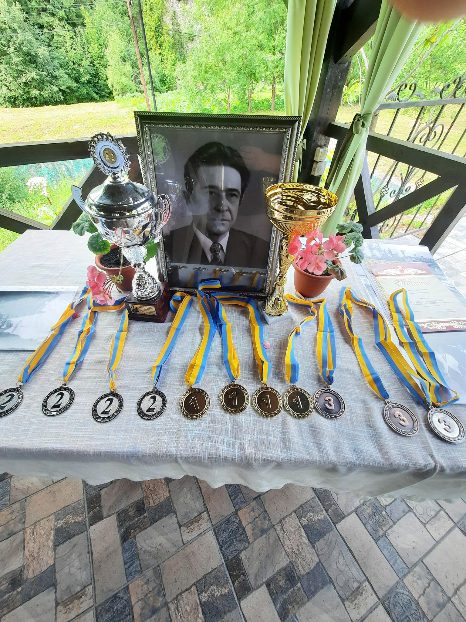 Турнір по шахам, присвячений пам'яті Юрія Ільницького