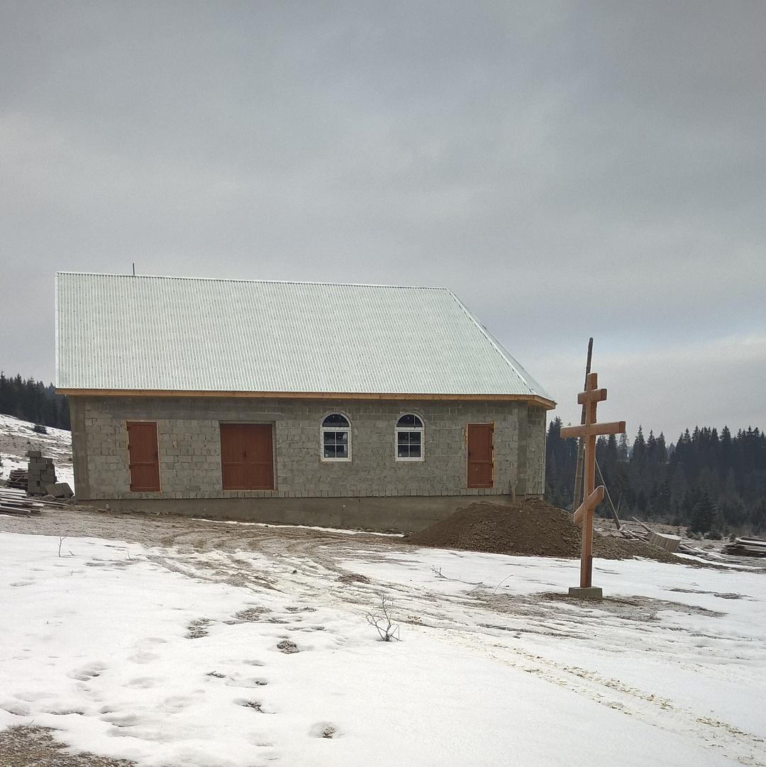 Розпочато будівництво монастиря