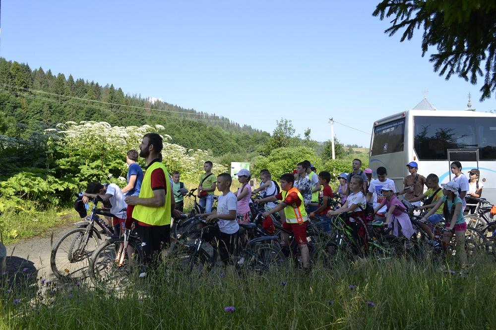 Велопробіг «Збережемо Богом дану нам природу» 2021 відбувся!