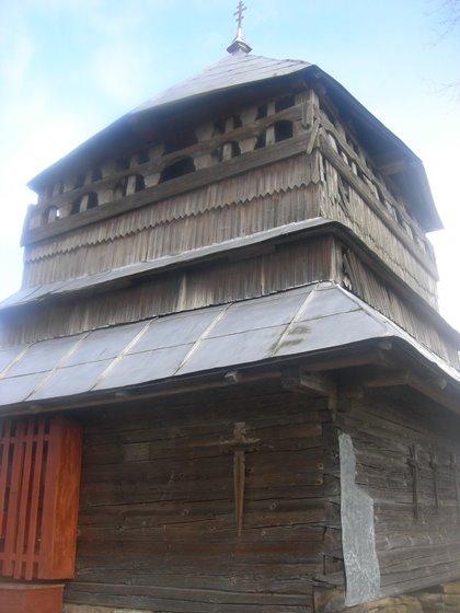 Благовіщенська церква потребує реставрації.