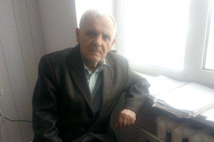 Київський закарпатець Василь Дзьобак відзначає 80-ліття