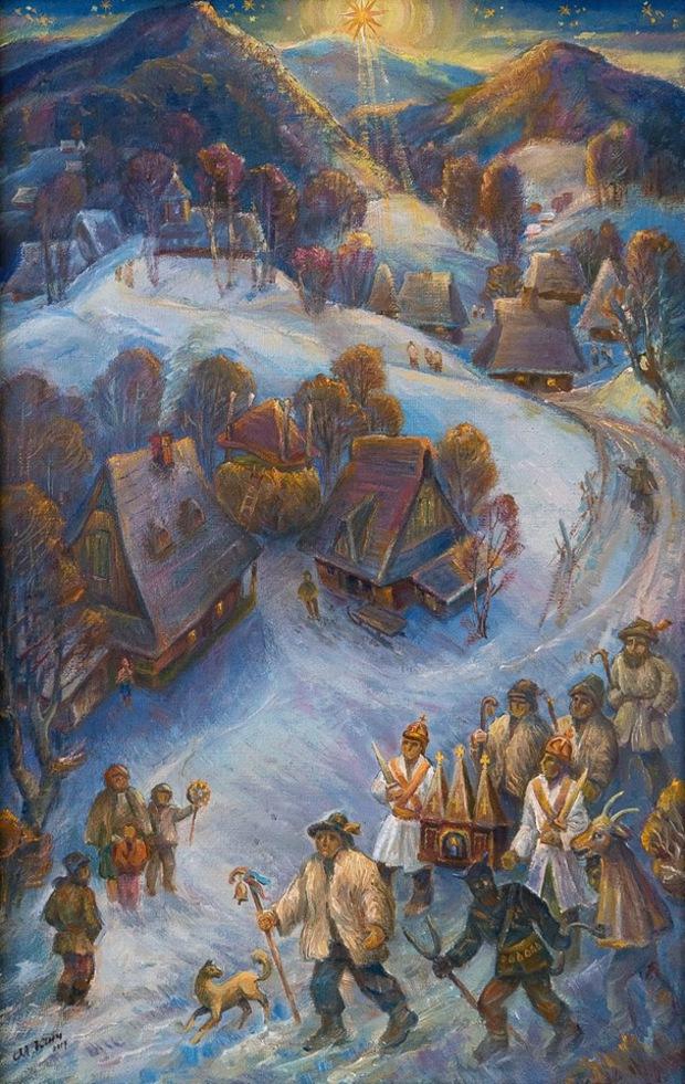 Петро Скунць: Розтрощене свято