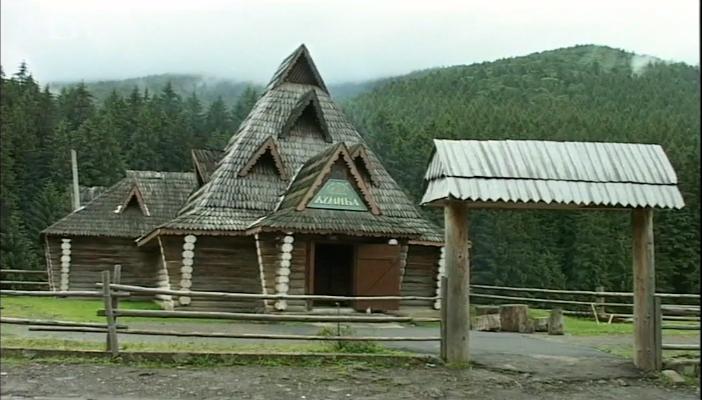 Zakarpatska Ukrajina_ Strateny kut Europy. 2001 r