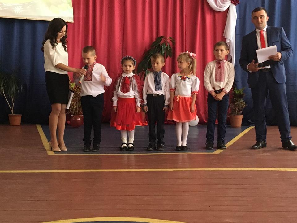 Святкування 50-річчя школи